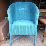 lloyd loom chair