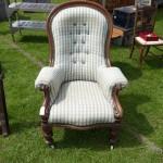 spoonback armchair