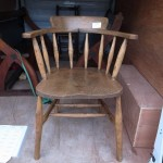 smoker chair