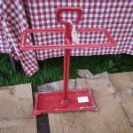 iron stick stand